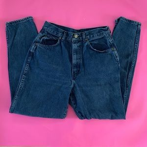 """Vintage Chic high-rise """"mom"""" jeans, 27"""